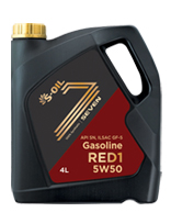 S-OIL 7 RED1 5W50