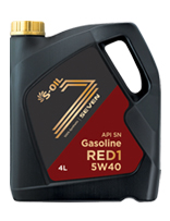 S-OIL 7 RED1 5W40