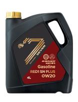S-OIL 7 RED1 SN PLUS 0W20