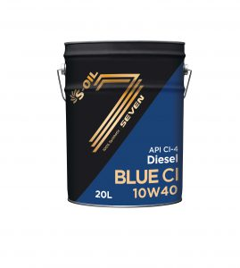 S-OIL 7 BLUE CI 10W40
