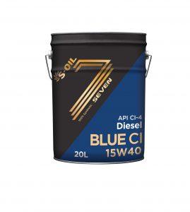 S-OIL 7 BLUE CI 15W40