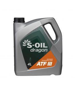 S-OIL dragon ATF III