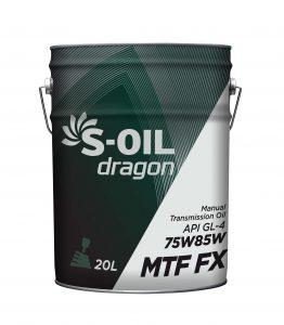 S-OIL dragon FX 75W85