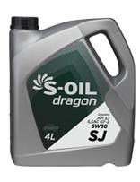 S-OIL dragon SJ 5W30