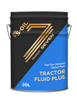 S-OIL 7 TRACTOR FLUID PLUS
