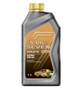 S-OIL 7 GOLD #9 A3/B4 5W-30