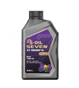 S-OIL 7 4T RIDER #9 MA2 10W-40