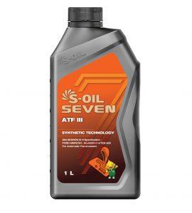 S-OIL 7 ATF III